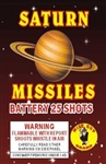 Saturn Missile Battery - 25 Shots