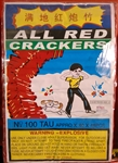 All Red Crackers - (13,746 crackers)