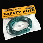 Safety fuse - 20 foot rolls