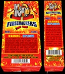Mighty Max Firecrackers - (16,000 crackers)