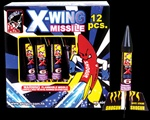 X-Wing 6 Missile - 6""