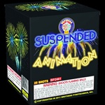 Suspended Animation - 25 Shot