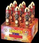 Shoot the Moon - 9 Shots