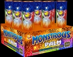 Monstrous Palm - 9 Shot